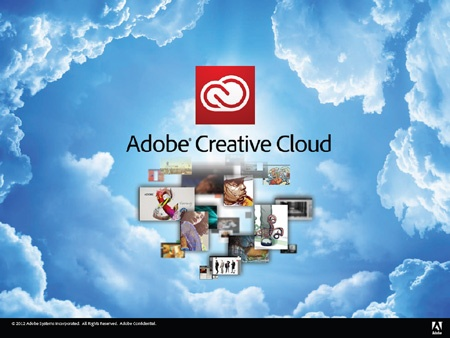 Adobe Creative Cloud je dostupný