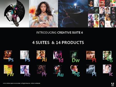Adobe CS6 je v prodeji
