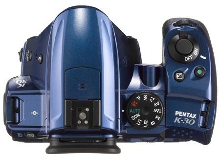 Pentax K-30 shora