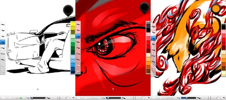 Autodesk SketchBook Ink for iPad