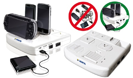 Varta Professional V-Man Home Station