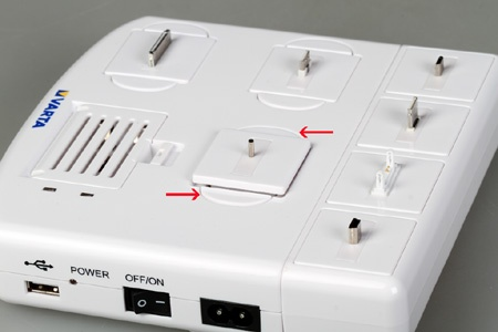 jak na výměnu modulu adaptéru