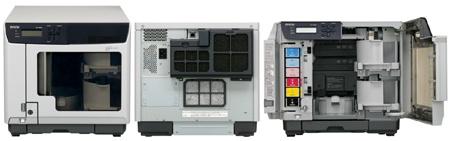 Epson Discproducer je kompatibilní i s Mac OS X