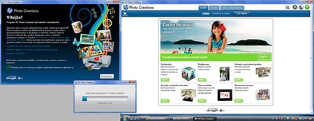 HP Photo Creations I