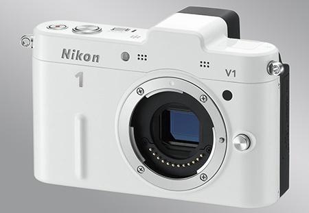 Nikon 1 V1 - bajonet