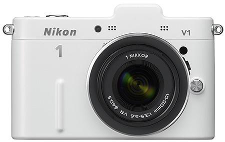 Nikon 1 V1 en face