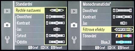 LCD - úprava obrazu