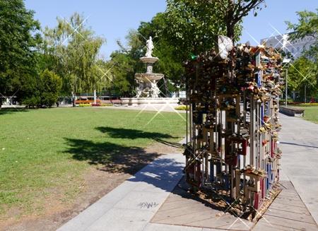 Zámky v parku