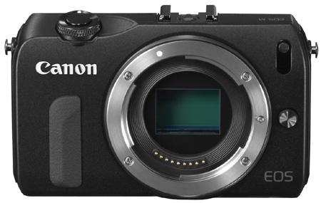 Canon EOS M bajonet