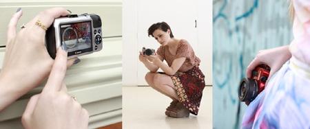 Canon EOS M - trendy a lifestyle