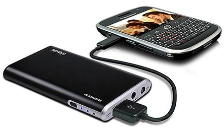 Energie pro iPhone a další mobilní přístroje