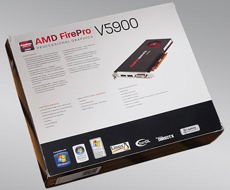 AMD FirePro V5900