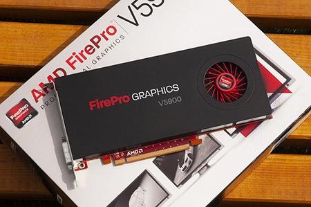 Fire Pro V5900 - balení