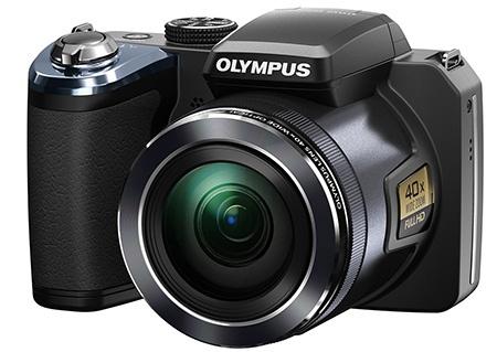 Olympus SP-820UZ černý