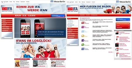 Veletrh IFA Berlín 2012