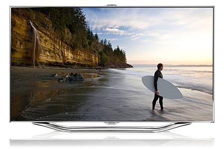 Samsung - chytrý televizor ovládaný hlasem a gesty