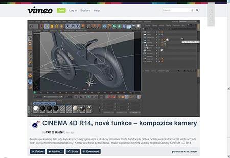 CINEMA 4D R14: Kompozice
