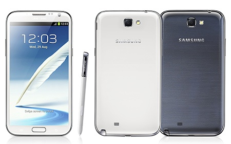 Samsung GALAXY Note II - IFA 2012