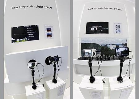IFA 2012: ukázky funkcí trasování světla a vodopádu