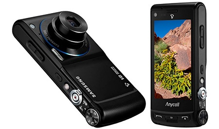 Samsung W880, rok 2009