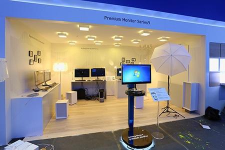 Samsung na IFA 2012: monitory Srs 9 ještě před zahájením veletrhu