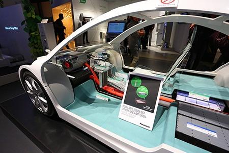 Panasonic na IFA 2012: elektromobil s lithio-iontovými bateriemi