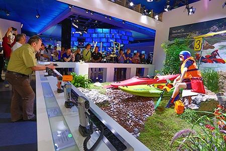 Panasonic na IFA 2012: fotoaparáty v akci