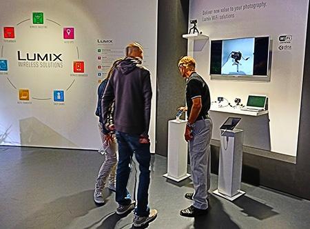 Panasonic na IFA 2012: Wi-Fi konektivita