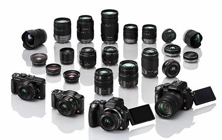 Panasonic na IFA 2012: Lumix DSLM fotoaparáty, obejktivy, předsádky