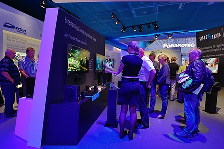 Panasonic na IFA 2012: TV