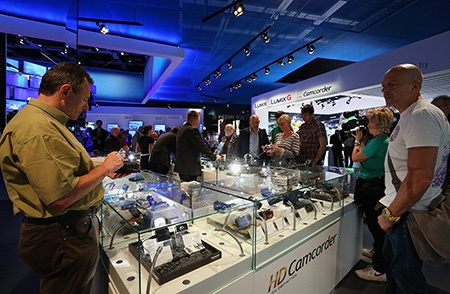 Panasonic na IFA 2012: video