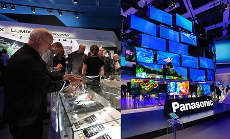 Panasonic na IFA 2012: foto-video