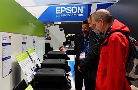 EPSON na IFA 2012: další produkty v oblasti tisku