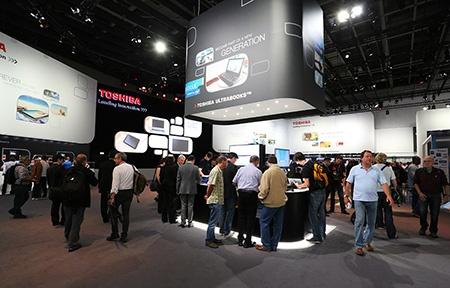 Toshiba na IFA 2012