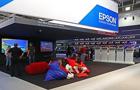 Epson na IFA 2012