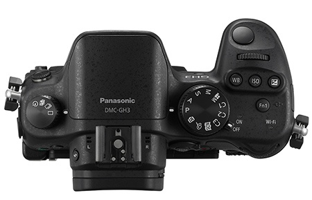Panasonic Lumix GH3 - shora