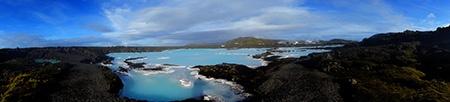Blue Lagoon VIII - panorama