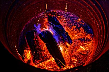 Oheň I