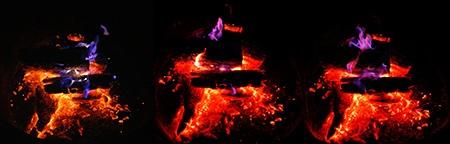 Oheň III