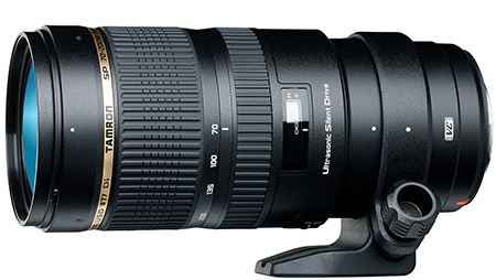 Tamron SP 70–200 mm 1:2,8 Di VC USD