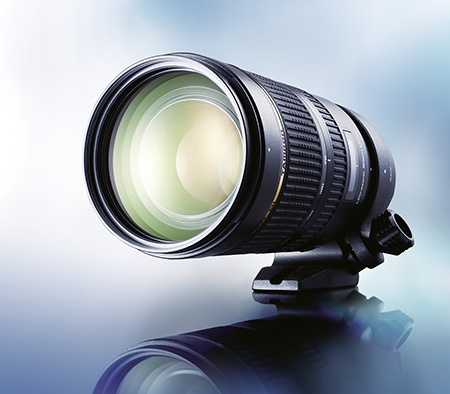 Tamron SP 70–200 mm 1:2,8 Di VC USD - ilustrace