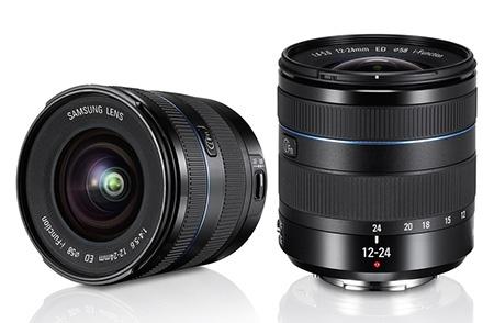 Samsung NX 12–24 ED