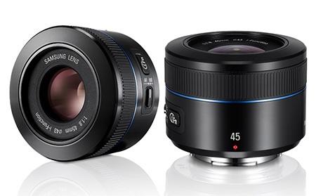 Samsung NX 45 mm