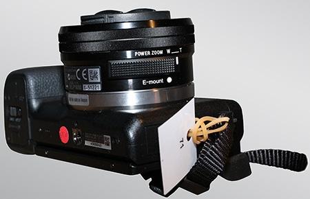 Sony α NEX-6 a nový setový Power Zoom