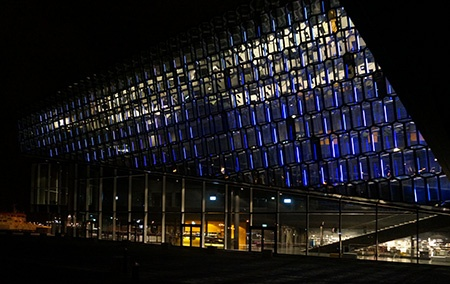 Dům kultury Reykjavík III