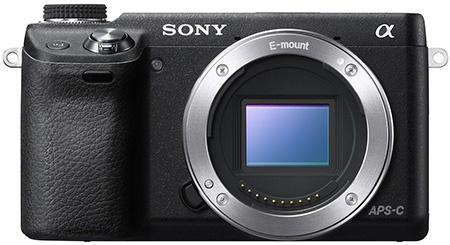 Sony α NEX-6 - bajonet