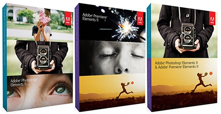 Adobe Photoshop Elements 11 a Premiere Elements 11
