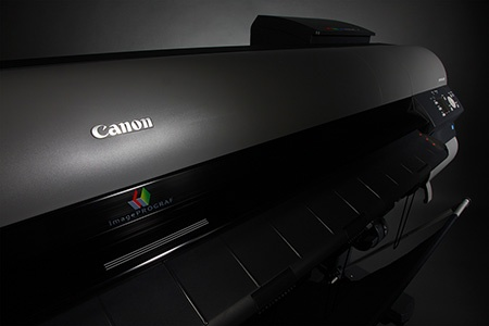 Canon imagePROGRAF iPF9400 detail