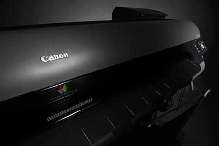 Canon imagePROGRAF iPF9400 detail
