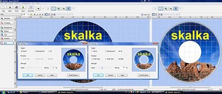 Epson L800 - potisk disků IV